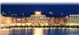 Disney's BoardWalk Villas Timeshare Resort at Night
