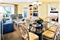 Hilton Grand Vacations Club at SeaWorld International Center Timeshare Living and Dining Rooms