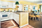 Hilton Grand Vacations Club at SeaWorld International Center Timeshare Kitchen