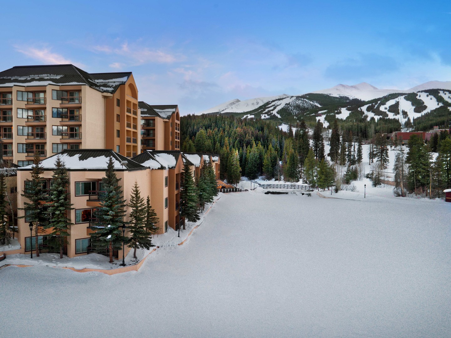 Buy Marriotts Mountain Valley Lodge Timeshares For Sale